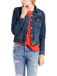 Levi's Original Trucker Jacket Lust For Life