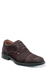 Men's Florsheim 'Mogul' Cap Toe Derby Open Brown
