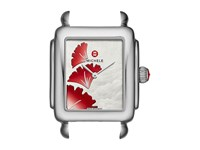Michele Deco 16 Gingko Dial Watch White Mother Of Pearl Watches