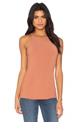 Bailey 44 Camel Trek Top Peach