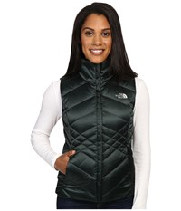 The North Face Aconcagua Vest Darkest Spruce Women's Vest Green