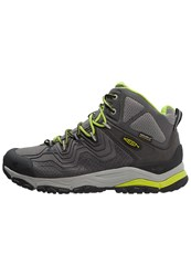 Keen Aphlex Wp Walking Boots Gargoyle Macaw Grey