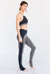 Without Walls Colorblock Stirrup Legging Grey Multi