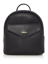 Ollie And Nic Eddy Mini Backpack Black