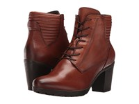 Spring Step Tehoto Brown Women's Lace Up Boots