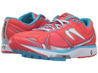 Newton Running Motion V Red Blue Women's Shoes