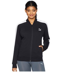 Puma Classics T7 Track Jacket Cotton Black Coat