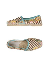 Dsquared2 Espadrilles Dark Brown