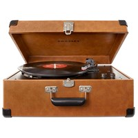 Crosley Keepsake Usb Turntable Tan