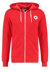 Converse Core Tracksuit Top Red