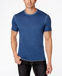 Inc International Concepts I.N.C. Men's Soft Touch T Shirt Created For Macy's Blue Jeans