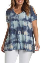 Tart Plus Size Women's Rocky Cold Shoulder Top