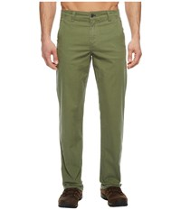 Toadandco Benchmark Pants Thyme Casual Pants Green