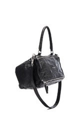 Givenchy Medium Old Pepe Pandora In Black