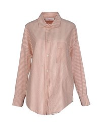 Jucca Shirts Shirts Women Skin Colour