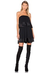 Keepsake Not To Be Mini Dress Black