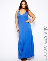 Alice And You Jersey Racer Back Maxi Dress