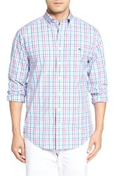 Vineyard Vines Men's North Sea Classic Fit Plaid Sport Shirt
