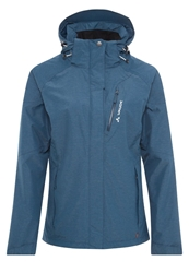 Vaude Furnas Ii Hardshell Jacket Baltic Sea Dark Blue