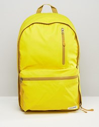 Converse Premium Rubber Backpack Yellow