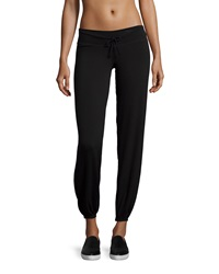 Beyond Yoga Bamboo Staple Sweatpants Black
