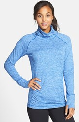 Women's New Balance Space Dye Knit Pullover