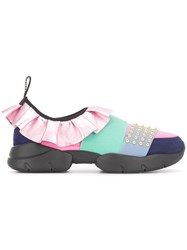 Emilio Pucci City Sneakers Pink