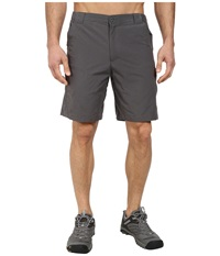 Woolrich Obstacle Short Charcoal Men's Shorts Gray