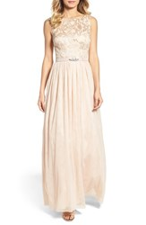 Vince Camuto Women's Sleeveless Gown