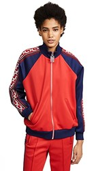 Marc Jacobs Track Jacket Red