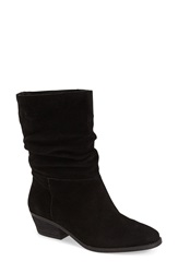Jessica Simpson 'Gilford' Slouch Bootie Women Black Suede