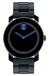 Movado 'Large Bold' Bracelet Watch 42Mm