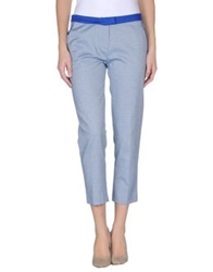 Axara Paris Casual Pants Blue