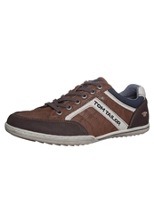 Tom Tailor Trainers Cognac Brown