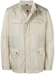 Sealup Classic Fitted Jacket Nude And Neutrals