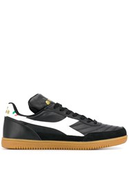 Diadora Gold Indoor Sneakers Black