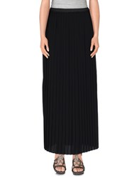 Macchia J Skirts Long Skirts Women Black