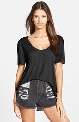 Women's Leith Deep V Tee 2 For 48