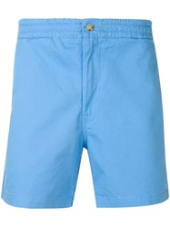 Polo Ralph Lauren Elasticated Waistband Shorts Blue
