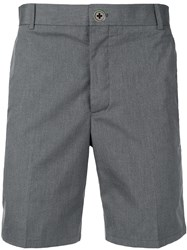 Thom Browne Typewriter Cloth Short 035 Medium Grey