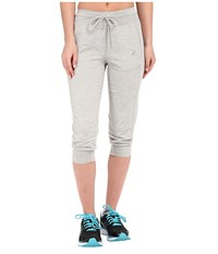 Asics Asx Lux Pants Light Grey Women's Casual Pants Gray