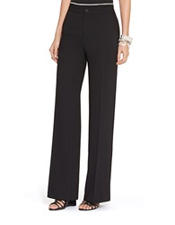 Lauren Ralph Lauren Wide Leg Pants Black