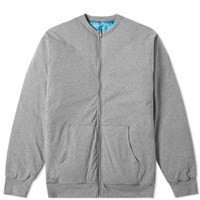 Nanamica Reversible Down Jacket Grey