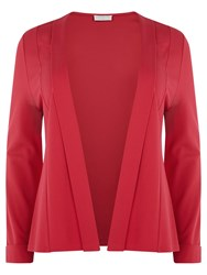 Windsmoor Ponte Edge To Edge Jacket Bright Pink