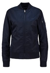 Ltb Capawa Bomber Jacket Dark Navy Blue