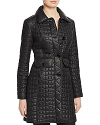 Kate Spade New York Packable Long A Line Quilted Coat 100 Bloomingdale's Exclusive Black