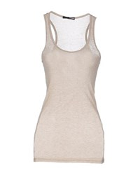 .Tessa Topwear Vests Women Light Grey