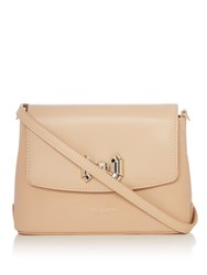 Ted Baker Tessi Bow Crossbody Bag Neutral