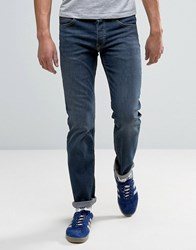 Lee Jeans Powell Slim Fit Jeans Blue
