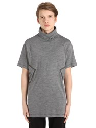 Nike Acg Nikelab Short Sleeve Turtleneck Top